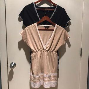 2 BCBG MaxAzria dresses