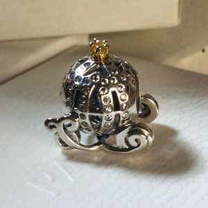Pandora carriage charm ale s 925