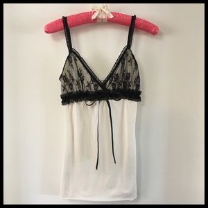 Cute Lace Camisole!