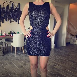 NYE dress sexy sequins