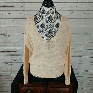 🌺Free People oversized sweater 🌺