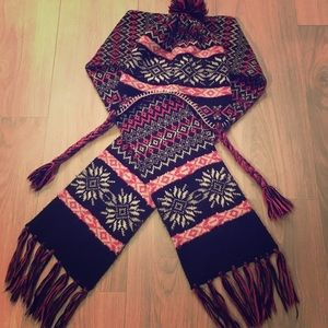 Matching Scarf and Beanie