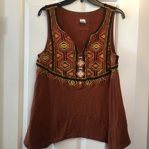 Anthropologie tribal top