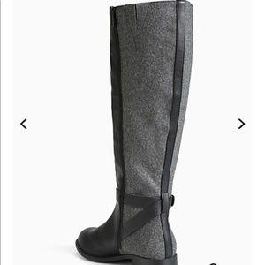 Torrid size 7 knee boots