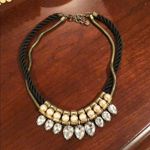 LOFT statement necklace—all beads in tact