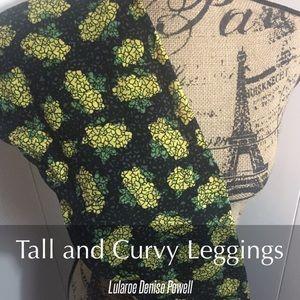 Tall and curvy leggings