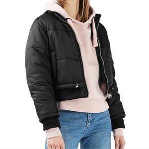 NWT Topshop Carter Puffer Jacket 🔥