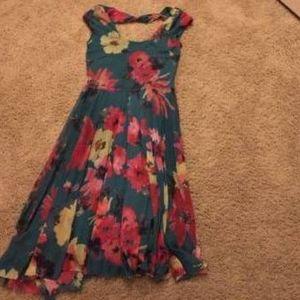 Weston Wear flowered dress