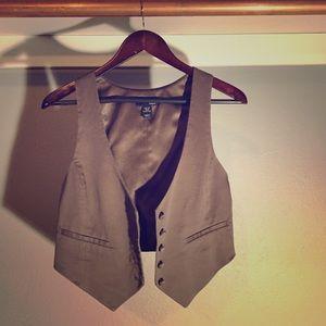 H&M Short tailored vest