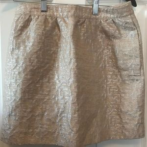 LOFT skirt size 4P