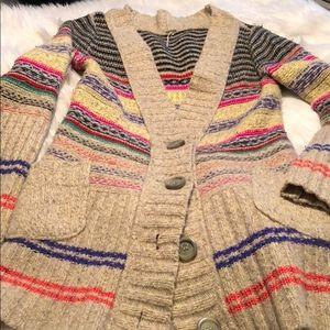 Free people shag sweater