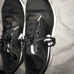 Women's Nike air max. Running shoes.