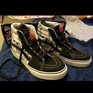 Vans high-top sneakers
