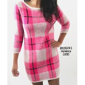 ASOS Fashion Union Clueless Style Plaid Dress