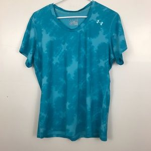 Under Armour Woman's Tied Dyed T-Shirt