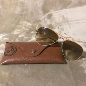 Special Edition Aviator Ray Bans