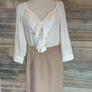 Beautiful Loft dress Size 6