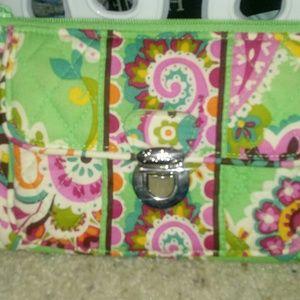 Vera Bradley wallet gently used