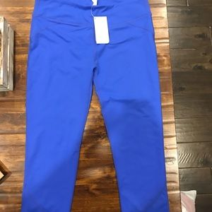 Febletic leggings - blueish purple
