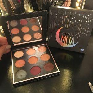 Makeup Geek Manny MUA Palette