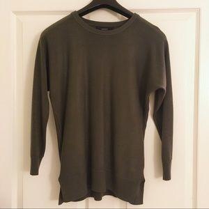 Forever 21 crew neck long sleeve sweater
