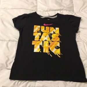 Nike girls T-shirt size 6X