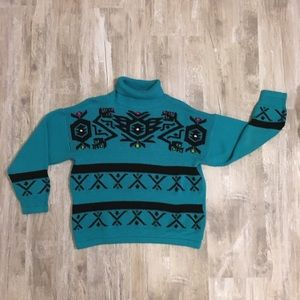 Vintage 80's Gitano Sweater