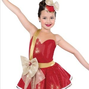Other - Holiday Dance Costume! Worn Once!