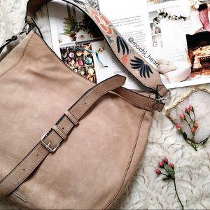 Rebecca Minkoff Floral Embroidered Hobo Bag
