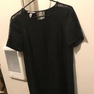 Black H&M Dress w Pockets!