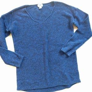 🛍️2/$15!! {Old Navy} blue v-neck sweater
