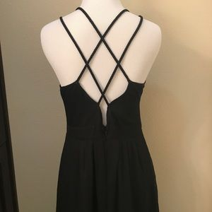 NEW Jessica Simpson Open Back Dress