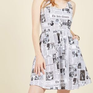 Start Spreading the Mews dress from ModCloth