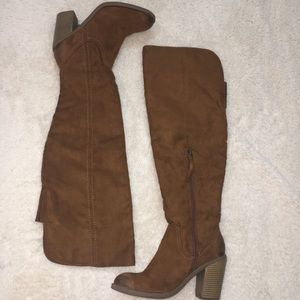 Dolce Vita Over The Knee Boots!