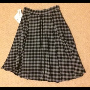 Lularoe XS Madison Skirt