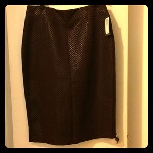 Maroon skirt brand new with tags!