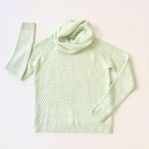 New York & Company Cowl Turtleneck Sweater