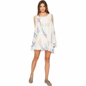 NWT Free People Cold Shoulder Tunic