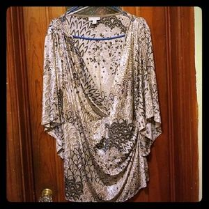 Women's sequined dress top ***NWOT***