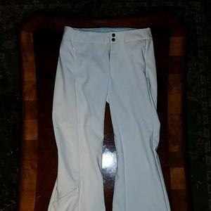 North Face Ski Pant White size Small