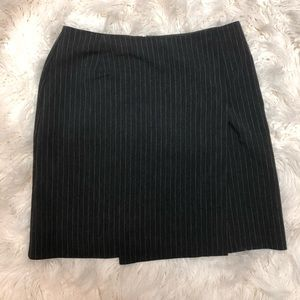 Old Navy Pin Striped Skirt