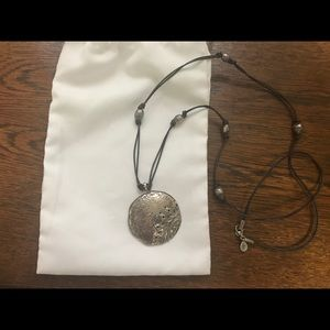 Sterling silver necklace BEAUTIFUL!