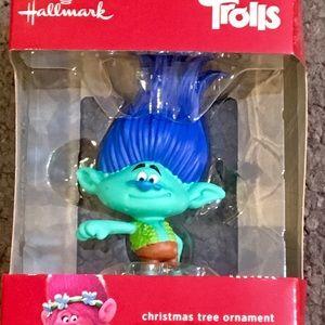 Hallmark Trolls Christmas Ornament New