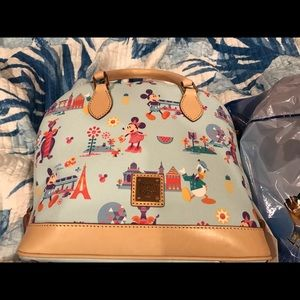 Flower & Garden 2017 Dooney and Bourke Bag