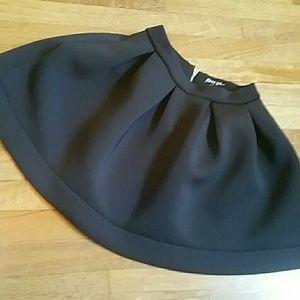 Nasty Gal Scuba Skirt (S)