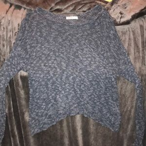 Navy Blue Hollister Sweater.