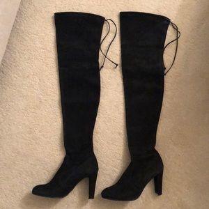 Stuart Weitzman Highland Thigh high boots. US6.5