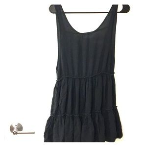 Brandy Melville | Black Backless Dress | OS