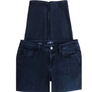 Ann Taylor LOFT Super Skinny Stretch Jeans