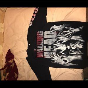 The Walking Dead Long Sleeve Shirt